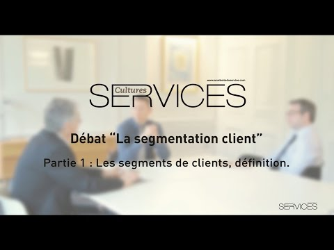 lyteCache.php?origThumbUrl=https%3A%2F%2Fi.ytimg.com%2Fvi%2FU3JyxT Cw1w%2F0 - La segmentation marketing des services, débat Culture Services