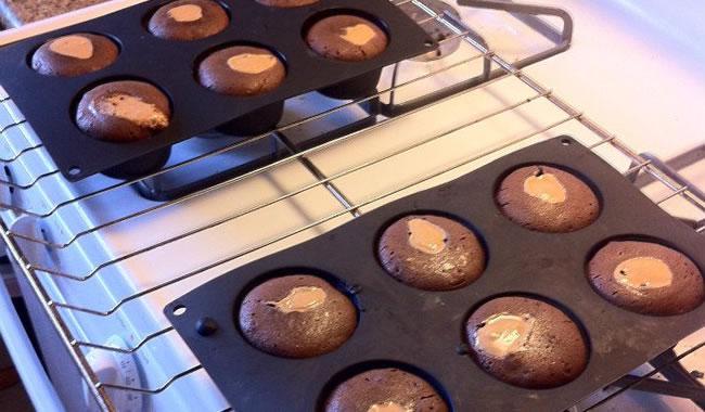 """chez chloe lavacakes 4 - Chloé, promotion 2013 """"J'ai créé mon entreprise de vente de fondants au chocolat maison à Détroit, aux Etats-Unis"""""""