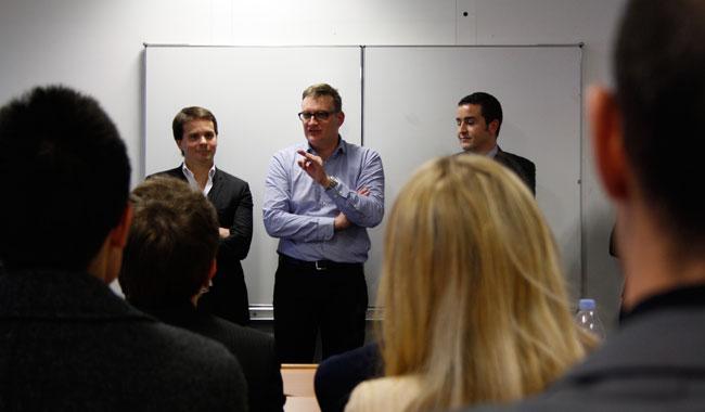 Séminaire entrepreneuriat PEEGO et Concours « InnoPrix MEDEF » des Idées Innovantes