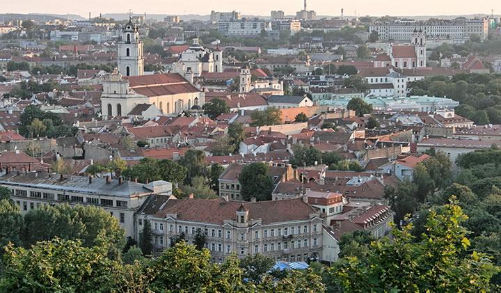 vilnius - Alexandre, promo 2017, en échange Erasmus à Vilnius, en Lituanie