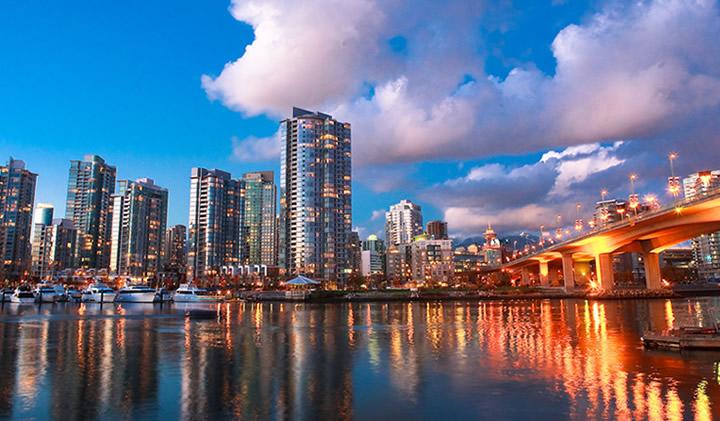 vancouver - Wandrille, promo 2017, est parti étudier à l'étranger au Canada, au BCIT à Vancouver