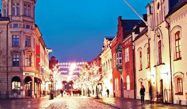 skovde - Semestre à l'étranger en Suède : l'expérience internationale de Manon, promo 2018