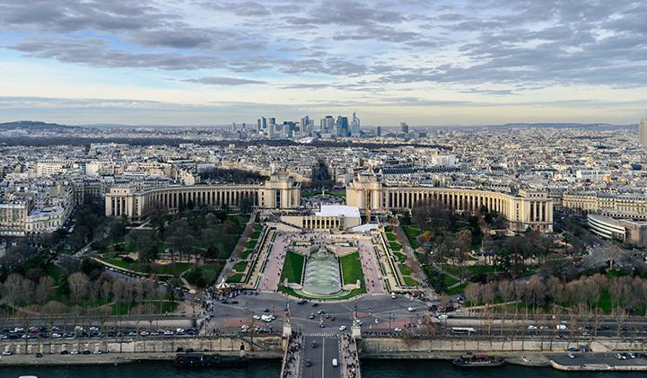 La Défense ranks #2 business district in Europe
