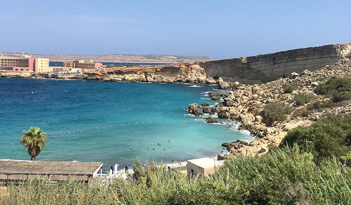 PLAGE ARTICLE - En stage à Malte : Laureen, promo 2020, chargée de projets évènementiel