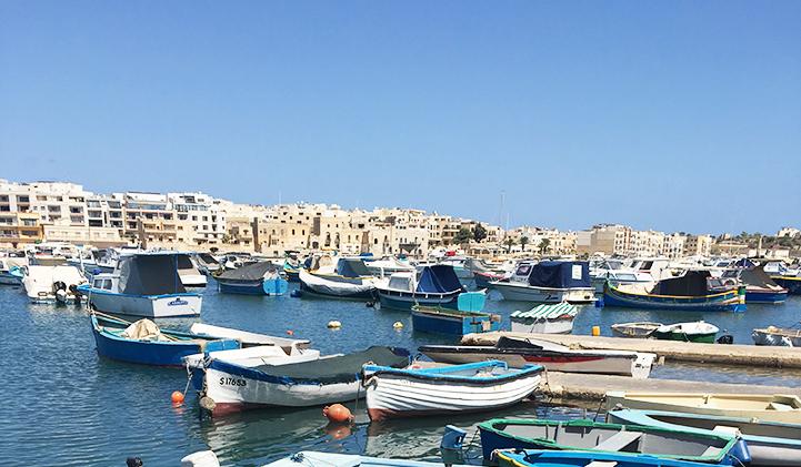 PORT ARTCILE - En stage à Malte : Laureen, promo 2020, chargée de projets évènementiel