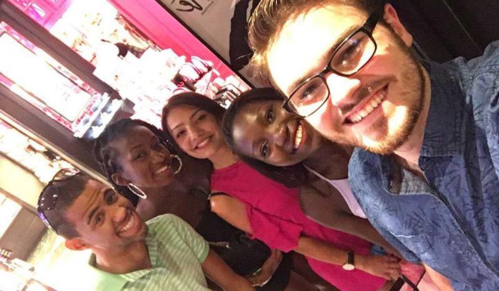 bravoure 4 - Étudier aux États-Unis : Bravoure, promo 2020, en échange à University of Louisiana at Monroe