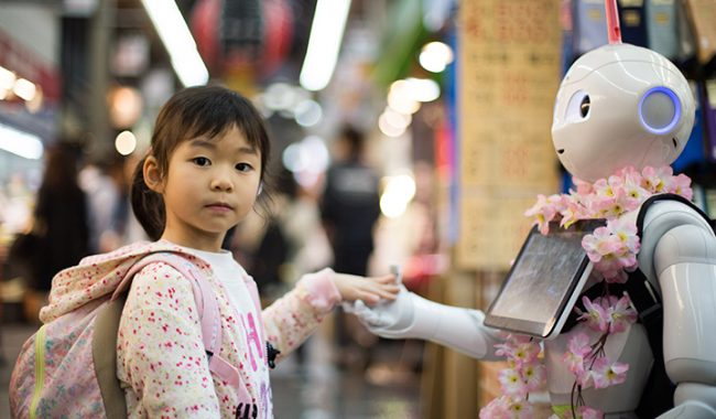Artificial Intelligence is an Opportunity for our children, not a threat