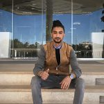 Ayoub, étudiant à l'EMLV, en stage en Espagne