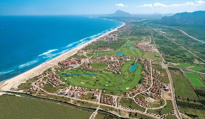 L'Oliva Nova Beach Resort, au Sud de Valence