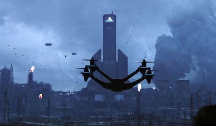 Amazon drones - Amazon's Relentless Growth: How Big Is Too Big?