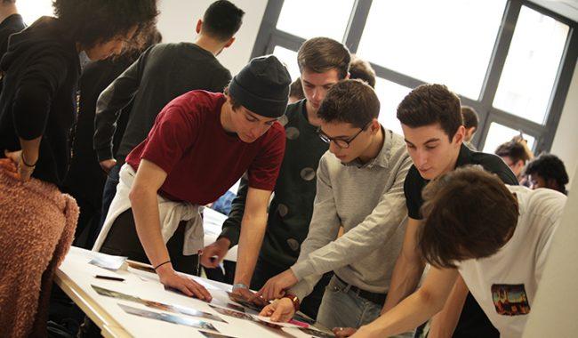 Les étudiants de la promo 2022 ont travaillé cinq jours durant en équipes projets sur des solutions concrètes destinées à agir en faveur du climat.