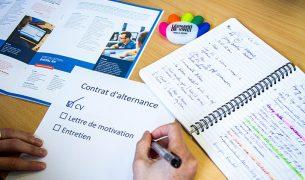 Un atelier de coaching professionnel pour les admissibles EMLV en alternance