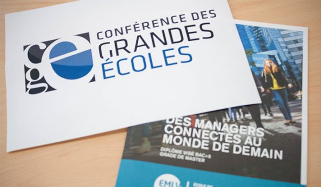 L EMLV rejoint la CGE Conference des Grandes Ecoles