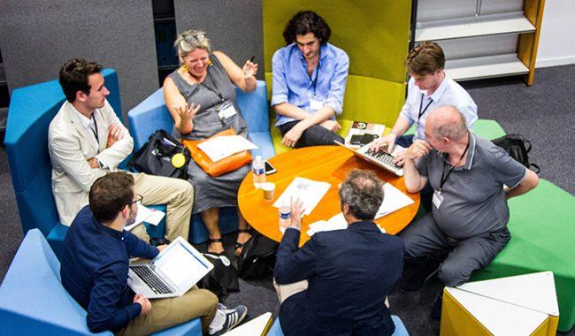 journee de l innovation co organise par le de vinci research center
