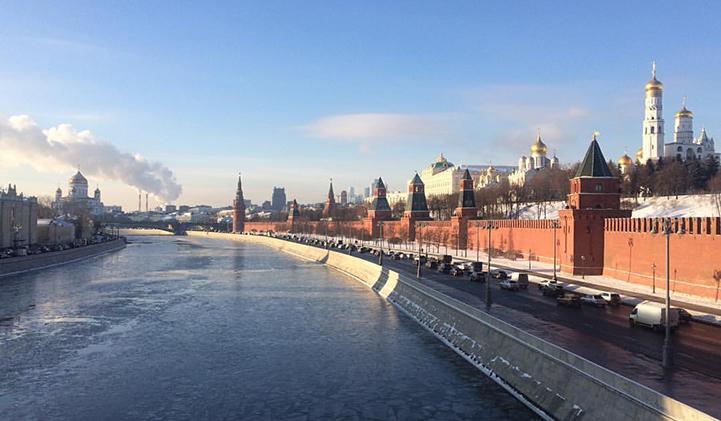 Un semestre à Moscou