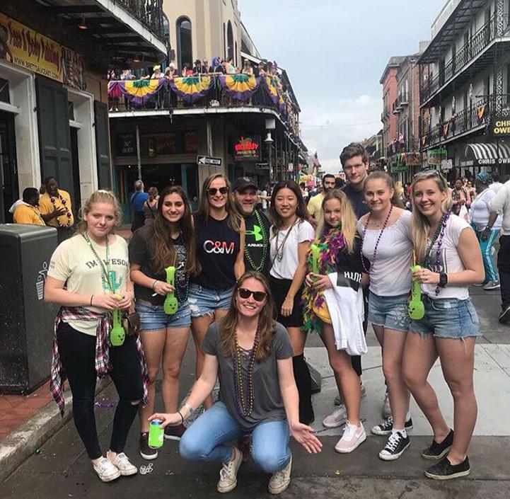 Carnaval Nouvelle Orleans