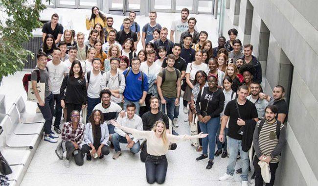 welcome week international students