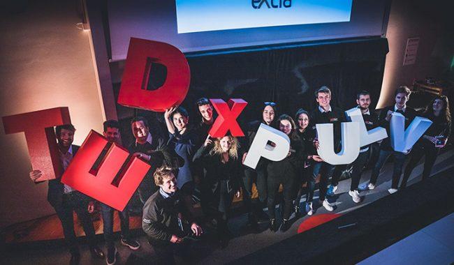 TEDX Pole Leonard de Vinci