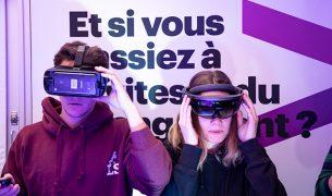 escape game accenture réalité virtuelle augmentée simulation casque de realité augmentée