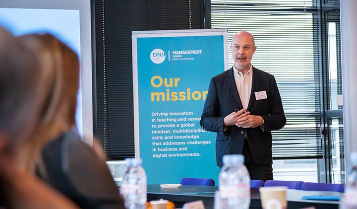 comite perfectionnement 2 - Les soft skills, grand enjeu du comité de perfectionnement entre l'EMLV et ses entreprises partenaires