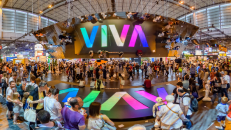 vivatech 2019 upper view atmosphere 460x259 - VivaTech 2019: EMLV and IIM Students Spot the Latest Technologies in Payment Services