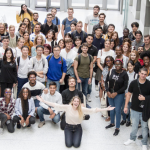international students class pic_one year abroad