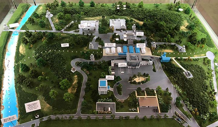 Khalil corée zone sécurité commune finale - Étudier en Corée du Sud : Khalil, promo 2021, en échange international à Kyonggi University
