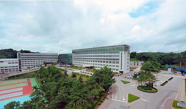 Kyonngi campus - Étudier en Corée du Sud : Khalil, promo 2021, en échange international à Kyonggi University