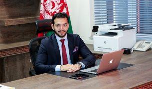 Ahmad MSc International Business alumnus Director of Plan and Policy at Da Afghanistan Breshna Sherkat 305x180 - MSc International Business
