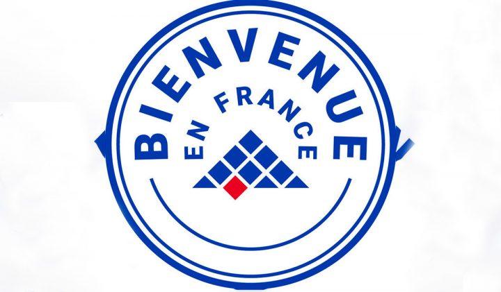 """CampusF Label Bienv EMLV 1 720x421 - L'EMLV, labellisée """"Bienvenue en France"""" pour son accueil international"""