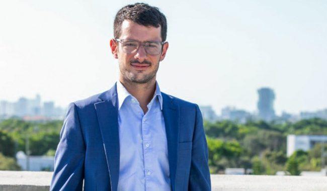 Charles Delibes, alumni EMLV, créateur de l'appli anti-gaspillage alimentaire Eat's a Deal