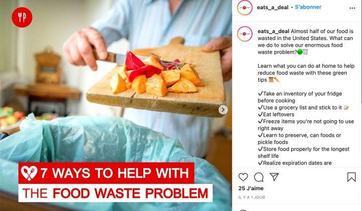"application anti gaspillage foodwaste 720x421 - ""Appli"" anti-gaspillage alimentaire : l'initiative d'un ancien EMLV"