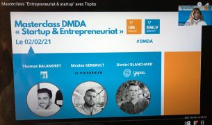 Startup entreprneuriat masterclass 305x180 - Digital Marketing & Data Analytics
