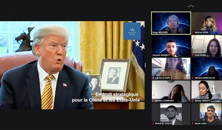 DMDA conflit Chine USA 1 720x421 - La guerre économique sino-américaine résumée par des étudiants DMDA