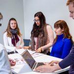 La masterclass organisée pour les étudiants du Master Digital Marketing & Data Analytics a porté sur les métiers du digital