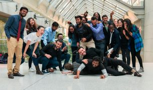 Opinions from international students at EMLV Business School