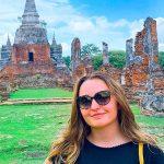 Elisa, étudiante EMLV, est partie étudier à Bangkok