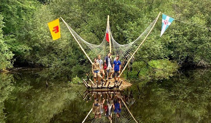 Camp victoire 720x421 - Vladimir, promo 2024, une mission solidaire avec les Scouts Unitaires de France